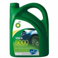 BP Visco 5000 5w40 синтетическое 4 литра