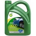 Синтетическое моторное масло 4л BP VISCO 5000 5W40 4L VISCO-5W40S-4L