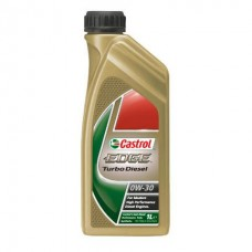 CASTROL EDGE TURBO DIESEL 0w30 синтетическое 1 литр