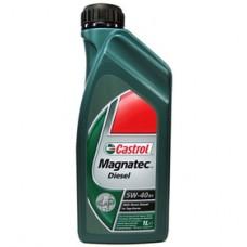 CASTROL Magnatec Diesel 5w40 B4 синтетическое 1 литр