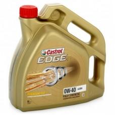 CASTROL Масло моторное EDGE Titanium FST 0w40 (4л) Синтетика SM/CF A3/B3/B4