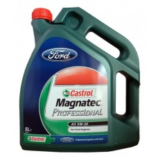 CASTROL Масло моторное Ford Magnatec Professional A5 SAE 5w30 масло (5л) 151FF5/15534F5 Синтетика