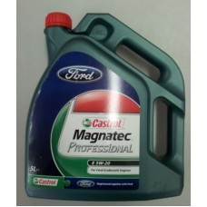 CASTROL Масло моторное Ford Magnatec Professional E SAE 5w20 (5л) 151A95/15800D Синтетика