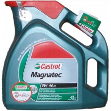 CASTROL Масло моторное Magnatec 5w40 (4л) Синтетика SM/CF A3/B3/ A3/B4