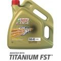 Castrol Моторное масло EDGE FST 0W40 A3/B4 4л