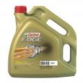 Моторное масло CASTROL EDGE 0W40 4л. CAS-EDGE-0W40-4L