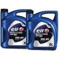 ELF Масло моторное EVOLUTION 900 NF 5w40, 5 литров (старое название EXCELLIUM NF 5w40)