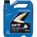 ELF Масло моторное SOLARIS FE 5w30 (5л) Синтетика (EVOLUTION FULLTECH FE 5w30)
