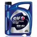 Моторное масло ELF NF 5W40, 4l ELF-5W40S-NF-4L