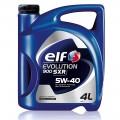 Синтетическое моторное масло ELF Evolution 900 SXR 5W40 (5л) ELF-5W40SXR-5L