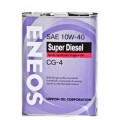 ENEOS Super Diesel 10w40 полусинтетическое 4 литра
