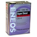ENEOS Super Diesel 5w30 полусинтетическое 0.94 литра