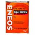 ENEOS Super Gasoline 10w40 полусинтетическое 4 литра