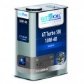 GT-oil Масло моторное Turbo SM 10w40 (ПолуСинтетика) (4л)