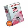 Honda Масло моторное Ultra 5w30 LTD SN/GF (4л) (08218-99974) ПолуСинтетика