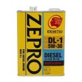 IDEMITSU Моторное масло Zepro Diesel DL-1 5W30 4л