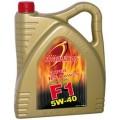 JB GERMAN OIL Super F1 RS Power 5w40 синтетическое 4 литра