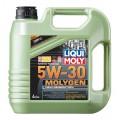 LIQUI MOLY 9042 Синтетическое моторное масло Molygen New Generation 5W-30 4 л.