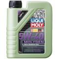 LIQUI MOLY 9053 Синтетическое моторное масло Molygen New Generation 5W-40 1 л.