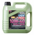 LIQUI MOLY Масло моторное Molygen New Generation 10w40 (4л) Синтетика