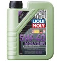 LIQUI MOLY Масло моторное Molygen New Generation 5W40 1л (9053)
