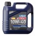 LIQUI MOLY Масло моторное Optimal 10w40 (4л) ПолуСинтетика