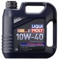 LIQUI MOLY Масло моторное Optimal Diesel 10w40 (4л) ПолуСинтетика