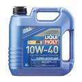 LIQUI MOLY Масло моторное Super Leichtlauf 10w40 (4л) ПолуСинтетика