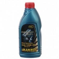 MANNOL Масло моторное Mos benzin 10w40 (1л) ПолуСинтетика SL/CF