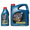 MANNOL Масло моторное Nano Technology 10w40 (1л) ПолуСинтетика ACEA A3/B4
