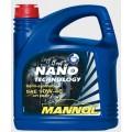 MANNOL Масло моторное Nano Technology 10w40 (4л) ПолуСинтетика ACEA A3/B4
