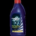 MANNOL Stahlsynt Energy 5w30 полусинтетическое 1 литр