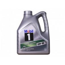 Mobil Масло моторное 1 0w30 Fuel Economy Formula Синтетика (4л)