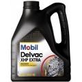 Mobil Масло моторное Delvac XHP Extra 10w40 Синтетика (4л) ACEA E7/E4 API CF