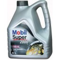 MOBIL Масло моторное Super 2000 X1 Diesel 10w40, 4 литра