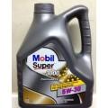 Mobil Масло моторное Super 3000 Х1 Formula FE 5w30 (4л) (замена Super FE) Синтетика