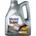 Mobil Моторное масло 5W40 Diesel Super 3000 4л
