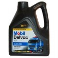 Синтетическое моторное масло для бензиновых и дизельных двигателей MOBIL (4л) MOBS-DELVAC-MX-E-4L
