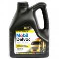 Синтетическое моторное масло для дизельных двигателей MOBIL (4л) MOBS-DELVAC-XHP-4L