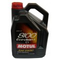 MOTUL 101580 Мотор/масло 8100 Eco-Clean Plus 5w30 (1л)