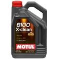 MOTUL 102020 8100 X-Clean С3 5w-30 масло мот. синт. 5 л