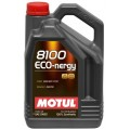 MOTUL 104257 8100 Eco-nergy 5w-30 масло мот. синт. 4 л
