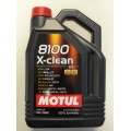 MOTUL Масло моторное 8100 X-clean 5W40 С3 син. (5л) 102051