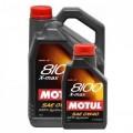 MOTUL Масло моторное 8100 X-max 0W40 API SN/CF, ACEA A3/B4 синт. (4л) 104532
