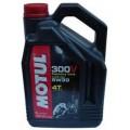 Motul Моторное масло 300V 4T Factory Line 10W40 4л.