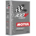 Motul Моторное масло 300V POWER 5W40 2л