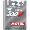 Motul Моторное масло 300V TROPHY 0W40 2л