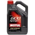 Motul Моторное масло 6100 Synergie+ 10W40 4л