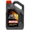 Motul Моторное масло 8100 ECO-LITE 5W30 5л