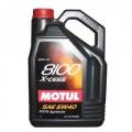 Motul Моторное масло 8100 X-cess 5W40 5л